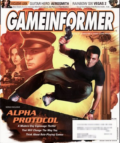 Game Informer Issue 180 April 2008