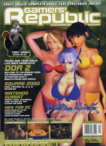 Gamers Republic issue 023 April 2000