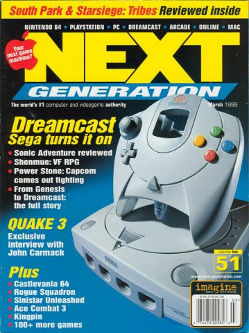 Next Generation Issue 51 March 1999