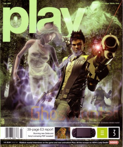 play issue 031 (July 2004)