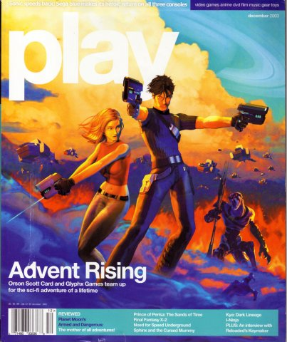 play issue 024 (December 2003)