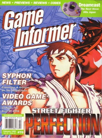 Game Informer Issue 070 February 1999