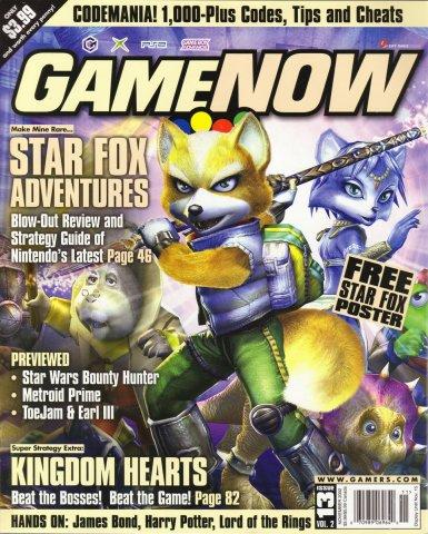 GameNOW Issue 13 November 2002