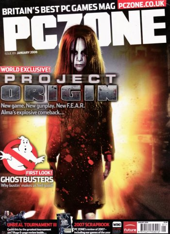 PC Zone Issue 189 January 2008