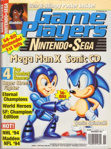 Game Players Issue 053 November 1993