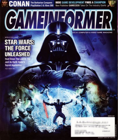 Game Informer Issue 167 March 2007