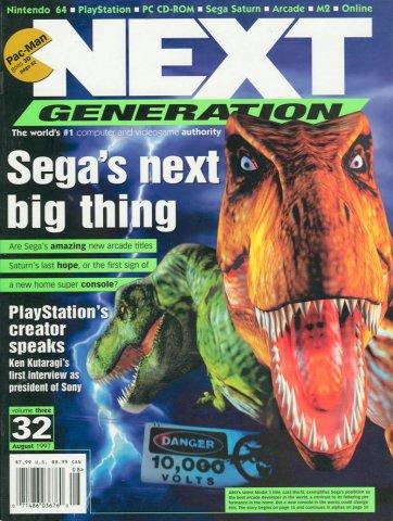 Next Generation Issue 32 August 1997