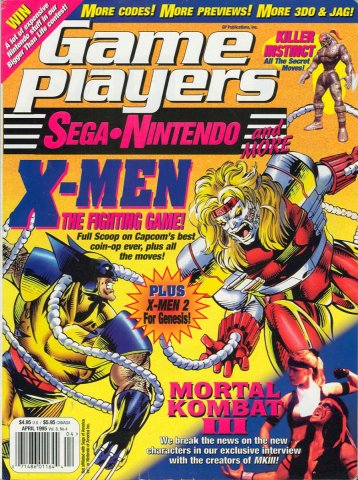 Game Players Issue 070 April 1995