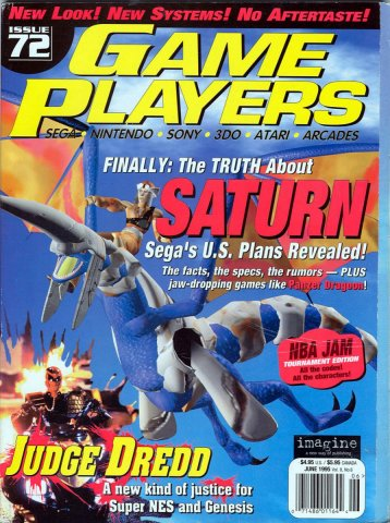 Game Players Issue 072 June 1995
