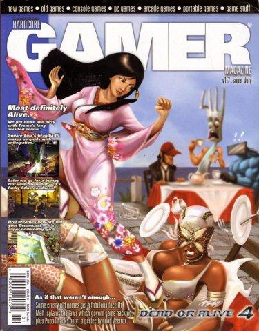 Hardcore Gamer Issue 07 January 2006