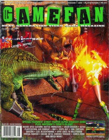 Gamefan Issue 32 August 1995 (Volume 3 Issue 8)
