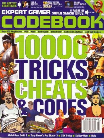 Expert Gamer Expert Codebook 2002