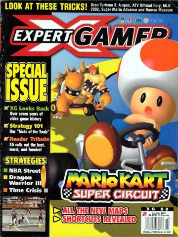 Expert Gamer Issue 88 (October 2001)