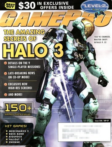 GamePro Issue 228 September 2007