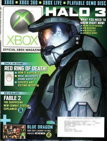 Official Xbox Magazine 075 October 2007