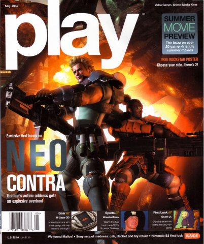 play issue 029 (May 2004)