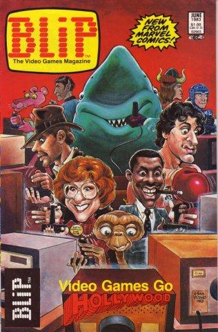 Blip 005 June 1983