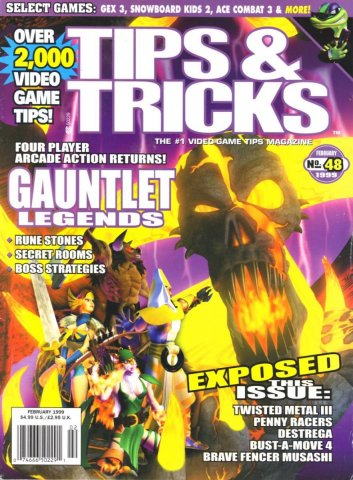 Tips & Tricks Issue 048 February 1999