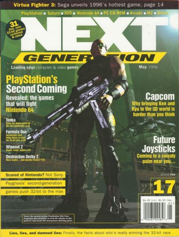 Next Generation Issue 17 May 1996