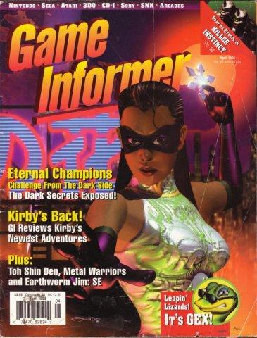 Game Informer Issue 024 April 1995