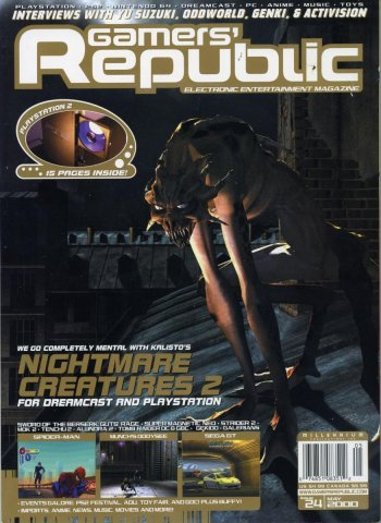 Gamers Republic issue 024 May 2000
