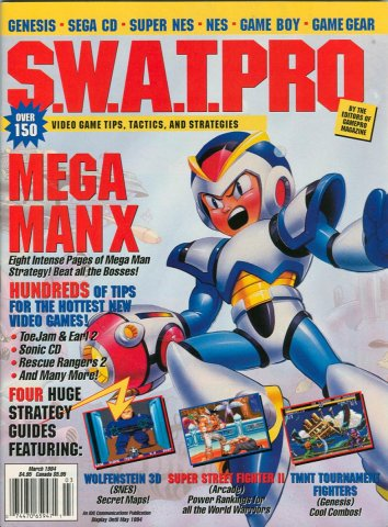 S.W.A.T.Pro Issue 16 March 1994
