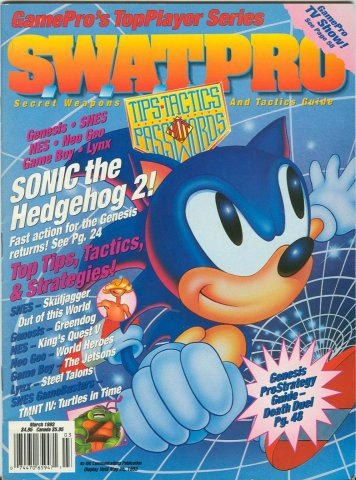 S.W.A.T.Pro Issue 10 March 1993