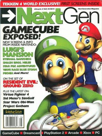Next Generation Issue 80 August 2001