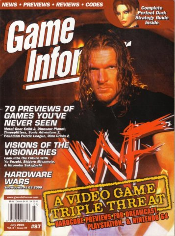 Game Informer Issue 087 July 2000