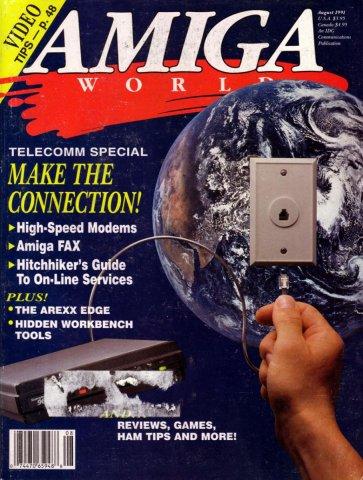 Amiga World 9108
