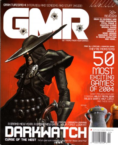 GMR Issue 13 February 2004