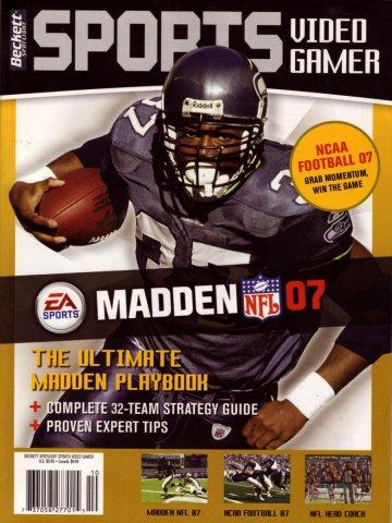 Beckett Sports Madden NFL 2007
