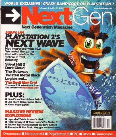 Next Generation Issue 72 December 2000