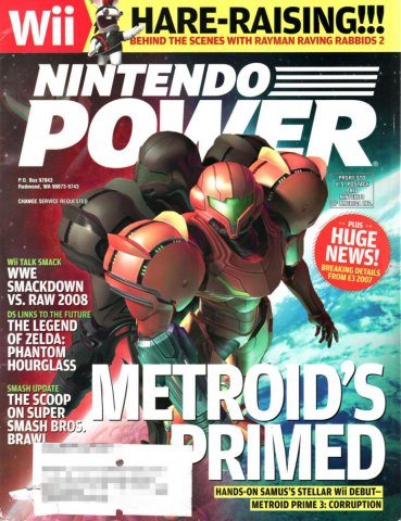 Nintendo Power Issue 219 (September 2007)