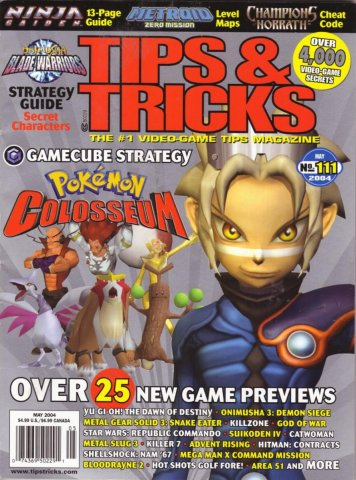 Tips & Tricks Issue 111 May 2004