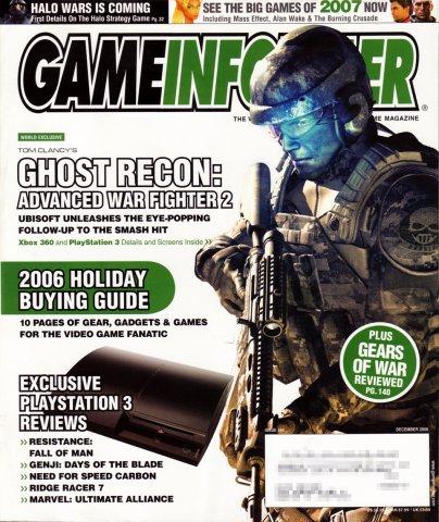 Game Informer Issue 164 December 2006