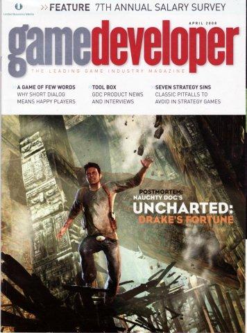 Game Developer 145 Apr 2008