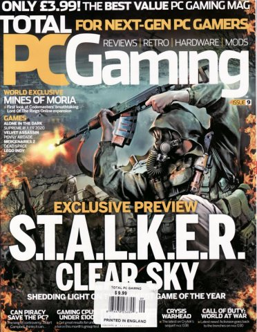 Total PC Gaming Issue 09 (July 2008)