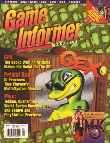 Game Informer Issue 025 May 1995