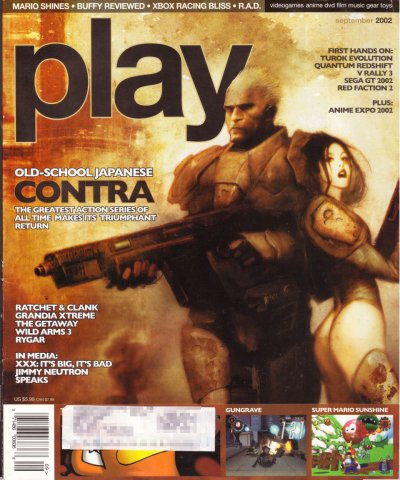 play issue 009 (September 2002)
