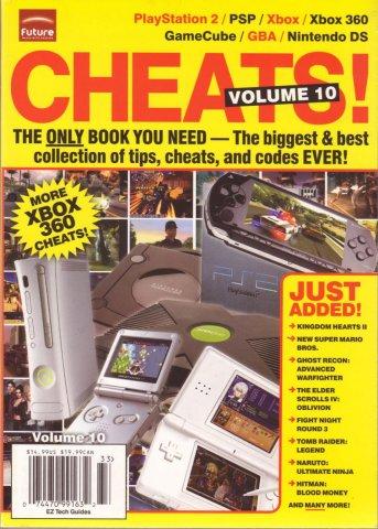 Cheats! Volume 10