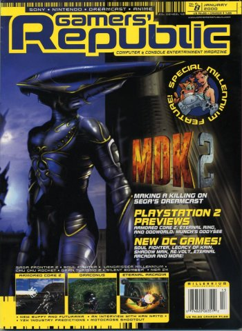 Gamers Republic issue 020 Jan 2000
