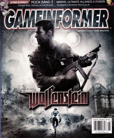 Game Informer Issue 184 August 2008
