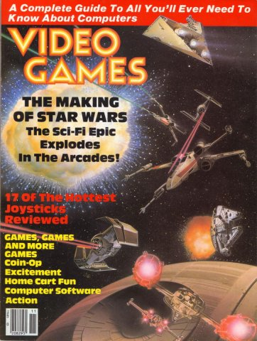 Video Games Issue 14 (November 1983)
