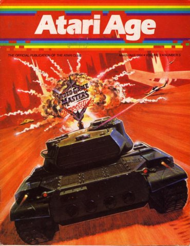 Atari Age Issue 12 March/April 1984