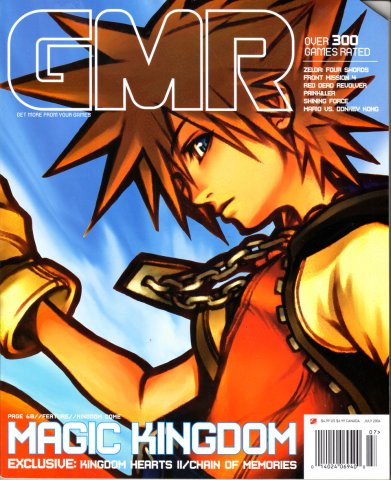 GMR Issue 18 July 2004