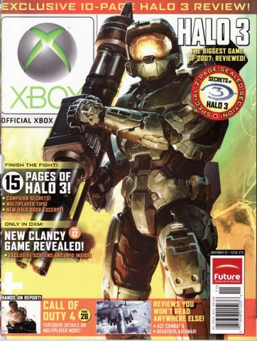 Official Xbox Magazine 076 November 2007