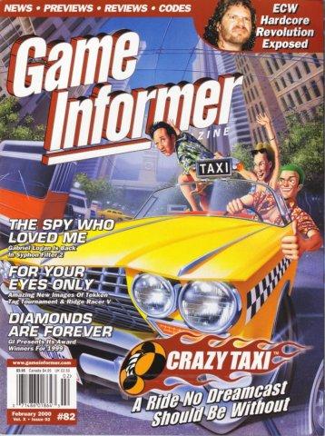 Game Informer Issue 082 February 2000