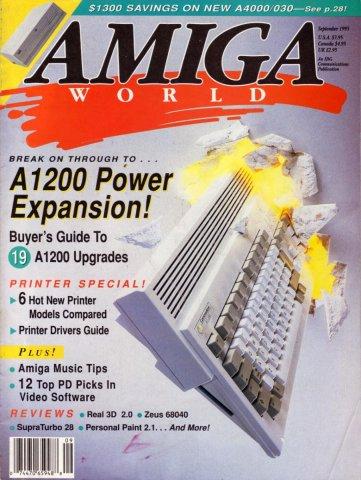 Amiga World 9309