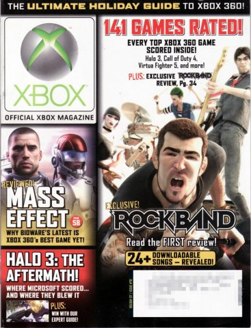 Official Xbox Magazine 078 Holiday 2007